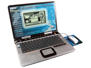 VTech Cyber Spy Notebook