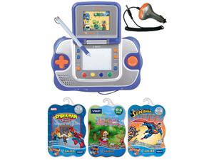 VSmile Cyber Pocket Adapter Bundle - 3 Games