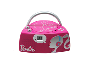 Barbie Glamtastic Boom Box