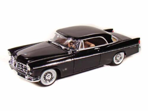Maisto 1:18 Scale Black 1956 Chrysler 300B