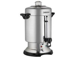 Hamilton Beach D50065 60-Cup Stainless-Steel Coffee Urn