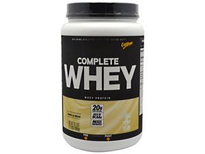 Complete Whey, Low Fat Protein, Vanilla Bean, 2 lbs, From CytoSport