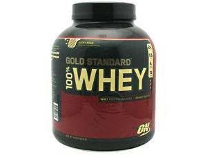 100% Whey Protein, Rocky Road, 5 lbs, From Optimum Nutrition