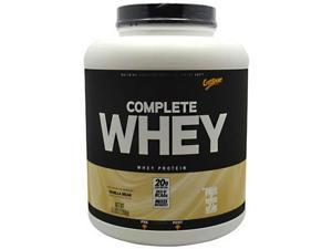 Complete Whey, Vanilla Bean, 5 lbs, From CytoSport