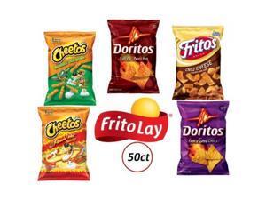 Frito-Lay Fiesta Variety Pack - 50 ct.