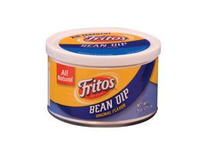 Fritos Bean Dip, Original Flavor, 9 oz Can (Pack of 3)