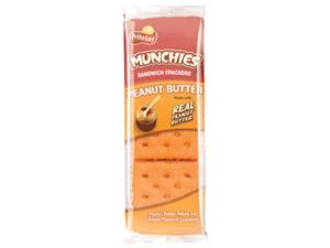 Munchies P. Butter Cheese Crackers, 1.42oz Bags (24pk)