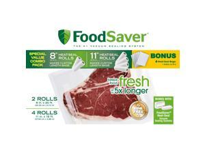 FoodSaver Roll Combo Pack
