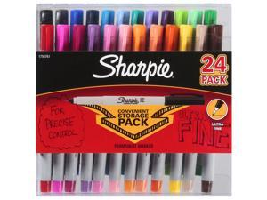 Sharpie Ultra Fine Assorted - 24 ct.