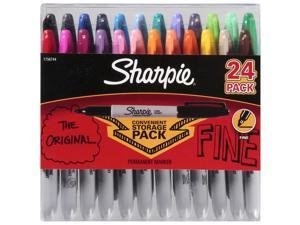 Sharpie Fine Assorted - 24 ct.
