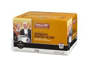 Newman's Own Extra-bold Special Blend K-cups, 80pk