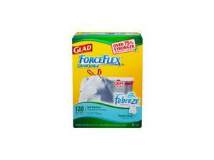 Glad ForceFlex Tall Kitchen - 120 ct./13 gal.