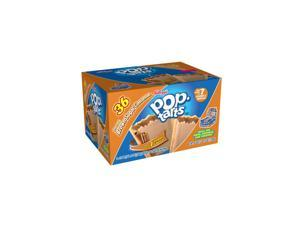 Pop-Tarts Frosted Brown Sugar Cinnamon Toaster Pastries, 36ct