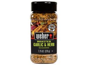 Weber Roasted Garlic & Herb Seasoning - 7.75 oz