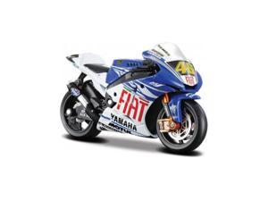Maisto 1:10 2009 Yamaha Factory Racing