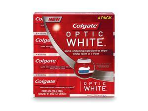 Colgate Optic White - 4 pk.