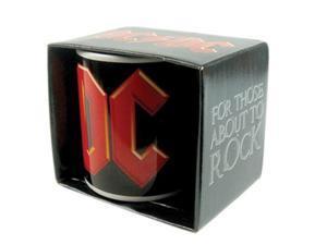 AC/DC Ceramic Mug