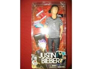 Justin Bieber Basic Doll with Molded Hair - Striped