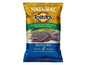 Tostitos Natural Blue Corn Chips, 9oz Bags (6pk)