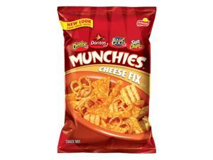 Rold Gold Munchies Snack Mix Cheese Fix, 8Oz Bag (15pk)