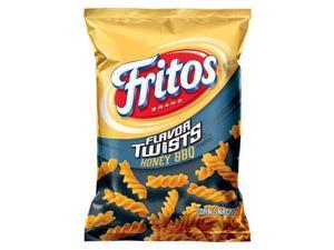 Fritos Twist Honey BBQ, 2.875 Oz Bags (Pack of 34)