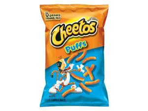 Cheetos Jumbo Puffed Regular Flavor, 2.375 Oz Bag 22 Pk
