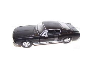 Maisto 1:24 Scale Black 1967 Ford Mustang GT