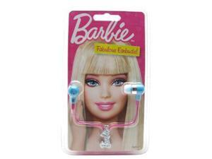 Digital Blue Barbie Fabulous Earbuds