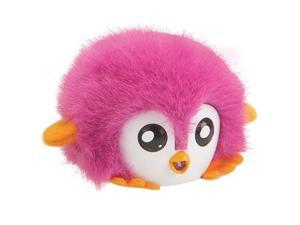 iloveRobots Penbo Interactive Penguin Bebe Pink with Purple Wings