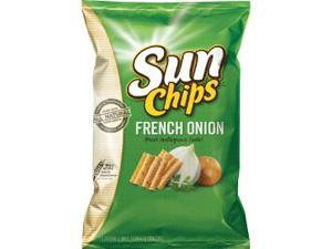 Frito Lay Sun Chips French Onion Snacks, 2 Oz Bags (Pack of 28)