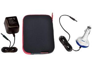 Vtech InnoTab Power & Neoprene Sleeve Travel Accessory Bundle