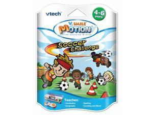 V Smile V Motion Game Soccer Challenge