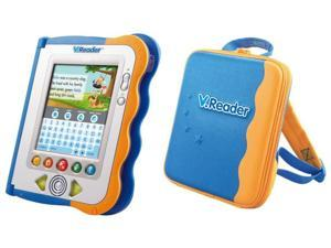 Vtech V.Reader Animated E-Book Reader & Case Combo