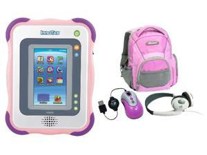 Vtech InnoTab Learning Tablet & Backpack Bundle: Pink