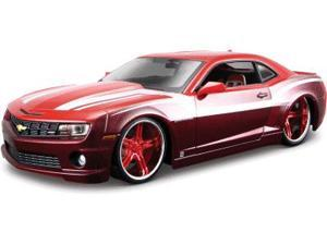 Maisto 1:24 2010 Chevrolet Camaro RS - Red
