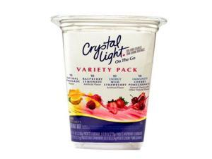 Crystal Light On the Go Pack - 44 ct. - 4 Flavors