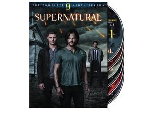 Supernatural: Season 9 (DVD)
