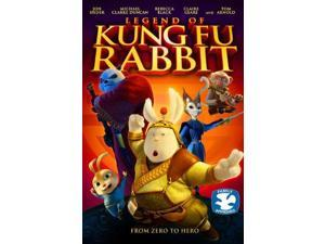 Legend of Kung Fu Rabbit (DVD)