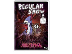 Regular Show - Fright Pack 4 (DVD)