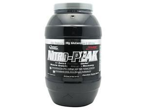 Nitro-PEAK, Chocolate Peanut Butter, 4.4 lbs, From Inner Armour