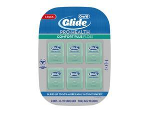 Oral-B Glide Pro-Health Comfort Plus Floss - 6 pk.