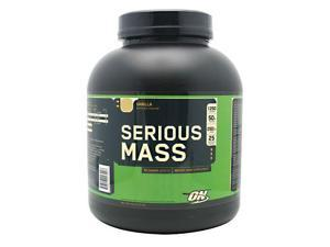 Serious Mass - Vanilla SF - Optimum Nutrition - 6 lbs - Powder