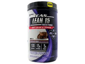 EAS, Lean 15 Chocolate Fudge 1.7lb