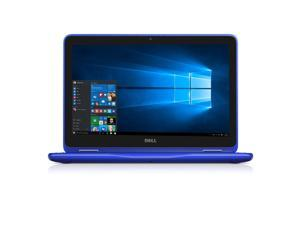 DELL Inspiron i3169-0010BLU 2-in-1 Laptop Intel Core M3 6Y30 (0.90 GHz) 500 GB HDD Intel HD Graphics 515 Shared memory ...