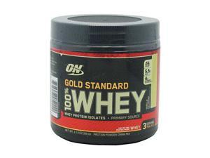 100% Whey Vanilla Ice Cream  3 Servings From Optimum