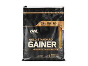 Optimum Nutrition Gold Standard Gainer, Cinnamon Bun, 10 Pounds