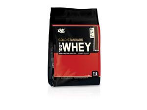 Optimum Nutrition Gold Standard 100% Whey, Double Rich Chocolate, 8 Pounds