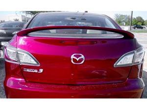 Painted 2010-2011 Mazda 3 Spoiler Custom Style Wing