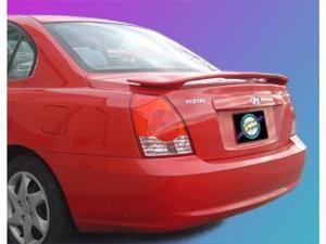 Painted 2004-2006 Hyundai Elantra Spoiler Custom Style