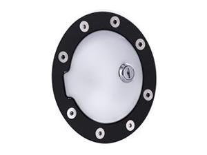 "All Sales 6043GKCL CHRYSLER 00-10 P/T All except convertible   Billet Fuel Dr 5 3/4"" Ring O.D.  4 1/8"" Door O.D.-Gloss Black ..."